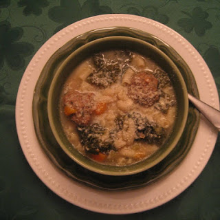 Italian Wedding Soup-Gluten -Free