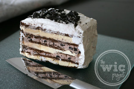 What Frosting Works Best On Ice Cream Cake