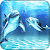 Dolphins Live Wallpaper file APK for Gaming PC/PS3/PS4 Smart TV
