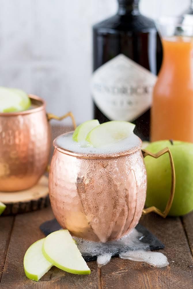 Apple Gin Mule Recipe