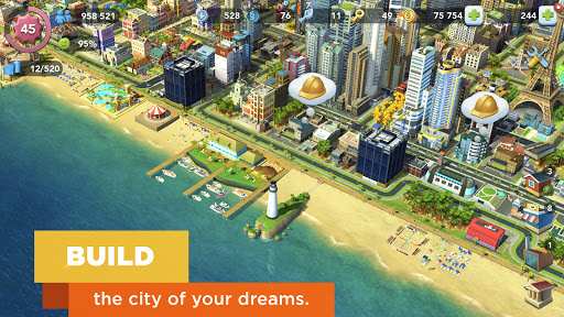 SimCity BuildIt screenshot 10