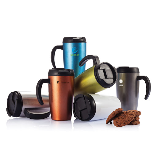 Urban Thermal Coffee Mugs With Lids