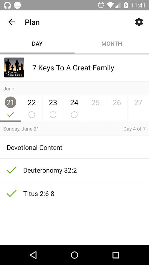 Bible- screenshot