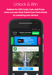 Unlock & Win! by Perk screenshot 0