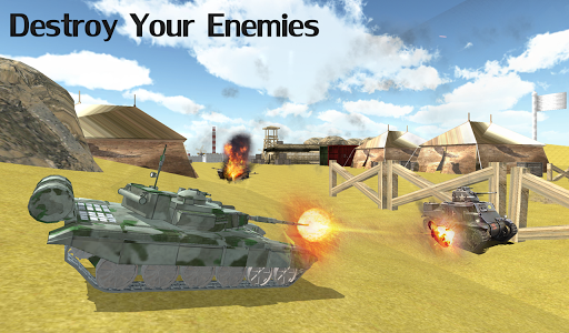 War Games Blitz : Tank Shooting Games 1.2 7