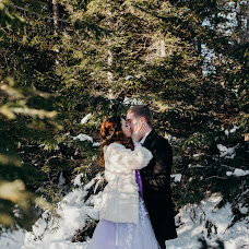 Wedding photographer Kristina Yashkina (yashki). Photo of 20.02.2018