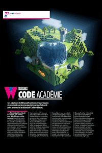 Geek Magazine screenshot 2