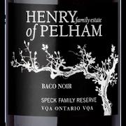 Henry of Pelham 2018 Baco Noir Speck Family Reserve