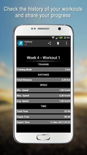 5K & 10Kランニングトレーナー|玩健康App免費|玩APPs