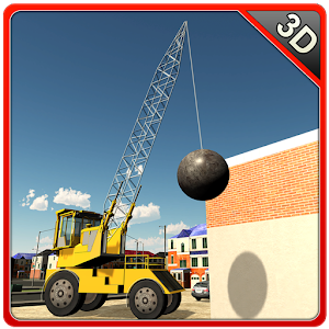 Wrecking Ball Crane Simulator - Android Apps on Google Play