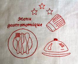 Photo: Menu gastronomique Ouacila