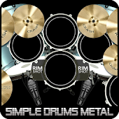 Simple Drums - Metal