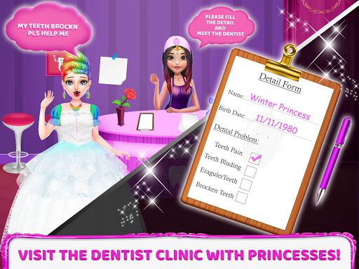 Princess Tooth Dentist Surgery modavailable screenshots 21