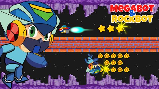 Megabot and Rockbot - náhled