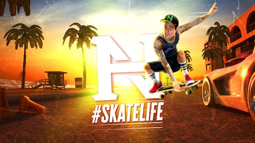 Nyjah Huston: #SkateLife 1.6.4 screenshots 1