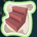 春節の階段の設計図