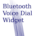 Bluetooth Voice Dial Widget icon