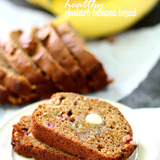Banana Rhubarb Bread Recipes