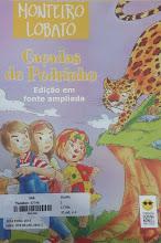 Photo: Caçadas de Pedrinho Lobato, Monteiro  Localização: Braille J L778c  Edição em fonte ampliada