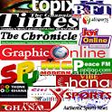 GHANA NEWSPAPERS icon