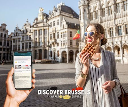 FAQ - Discover Brussels, an APPetizing adventure