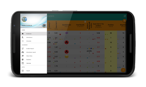 Teacher Gradebook FREE 4.0.3 screenshots 1
