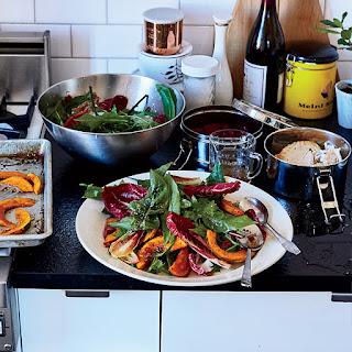 Kabocha Squash Salad