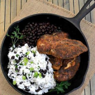 Crock Pot Jamaican Jerk Chicken