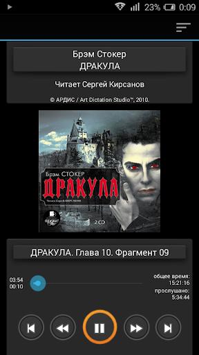 Аудиокнига Дракула. Б. Стокер