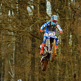 Rush in the forest by Gérard CHATENET - Sports & Fitness Motorsports