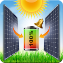 Fast Mobile Solar Charger Prank 2019 icon