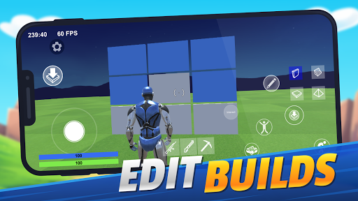 1v1.LOL - Online Building & Shooting Simulator 1.1 screenshots 2