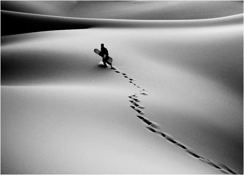 Lo sciatore sahariano di Dan57
