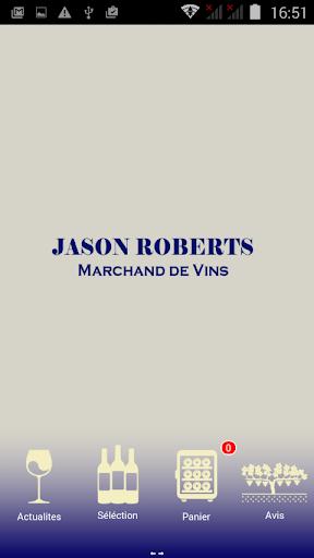 Jason Roberts Marchand de Vin