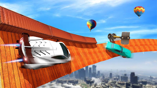 Impossible Tracks Car Stunts Racing: Stunts Games filehippodl screenshot 21