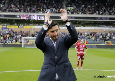 "Luc Nilis sprak met Club Brugge en andere topclub: ""En ik ben ontgoocheld in Anderlecht"""
