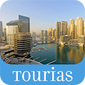 Dubai Travel Guide - Tourias icon
