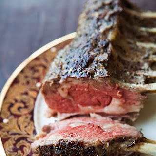 Classic Rack of Lamb.