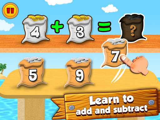 Math Land: Addition Games for kids Apk 1