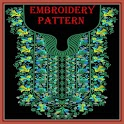Embroidery Design Pattern icon