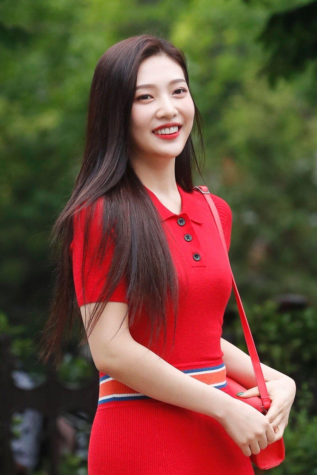 joy red dress6