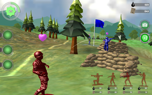 Code Triche Toy Soldiers 3 APK Mod screenshots 1