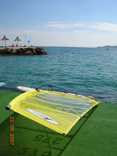 Photo: Sail of event winner at Worlds 2007 in La Ciotat. Cannot be all wrong...