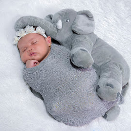 my elephant by Dedi Triyanto  - Babies & Children Babies