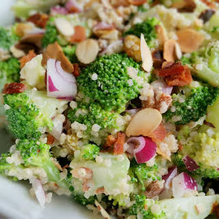 Quinoa Broccoli Salad Recipes.