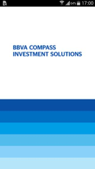 BBVA Compass Investment Solutions Mobile- screenshot