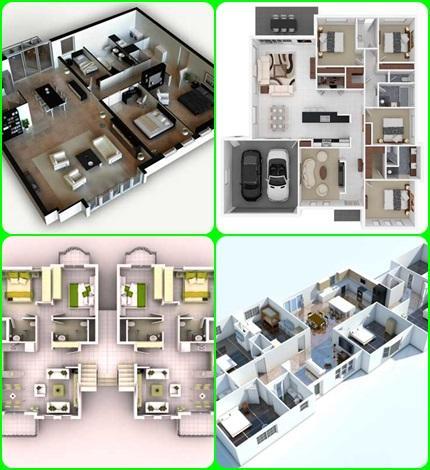 3d Modern House Plan Apk Download Apkpure Co