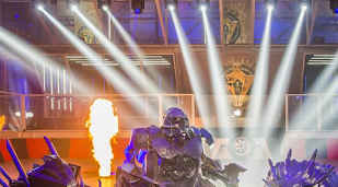 Robot Wars has been axed again