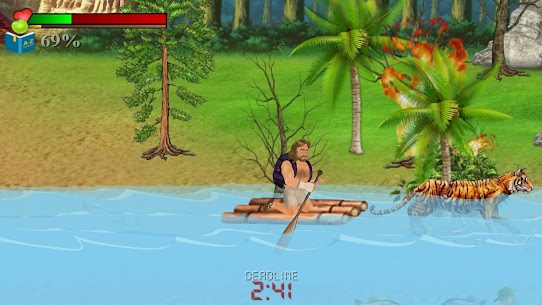 Wrecked (Island Survival Sim) – Mod APK Updated Android 1