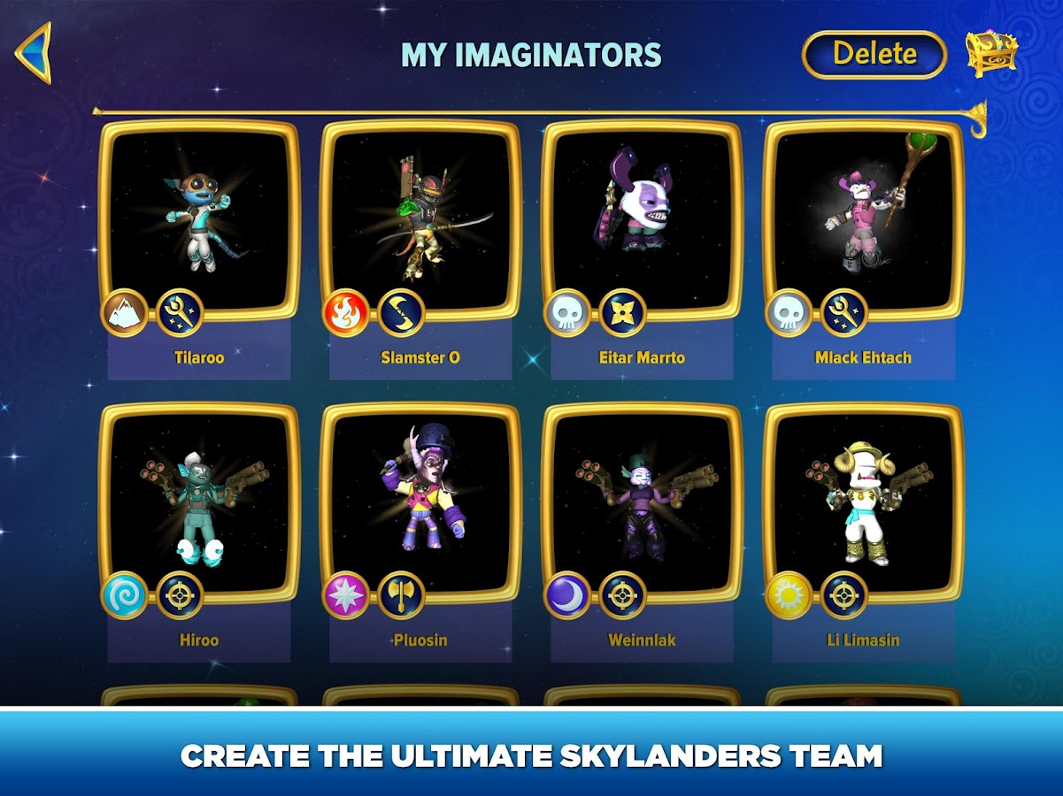 Skylanders™ Creator- screenshot
